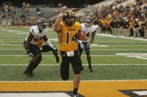 Nick Mullens, QB, Southern Miss